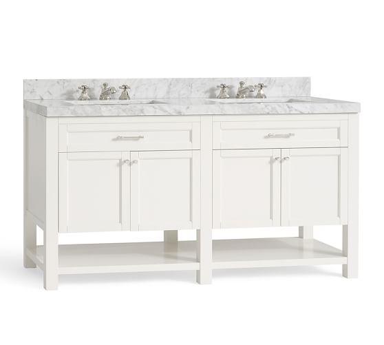 Piedmont Double Sink Console