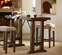 Benchwright Bar-Height Table | Pottery Barn