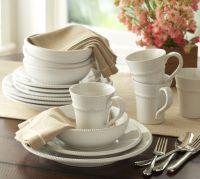 Gabriella 16-Piece Dinnerware Set | Pottery Barn