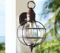 Fisherman's Indoor/Outdoor Sconce