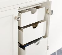 Sink Console Storage Drawers | Pottery Barn