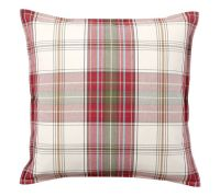 Cambridge Plaid Pillow Cover