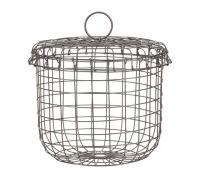 Nesting Kitchen Wire Baskets, Set of 3 | Pottery Barn