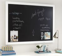 Framed Chalkboard | Pottery Barn