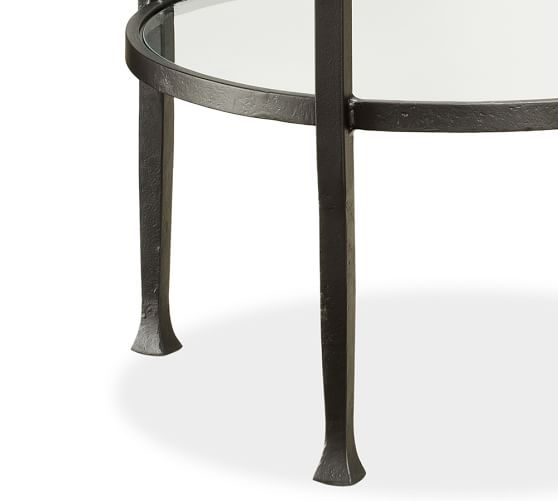 Tanner Round Coffee Table