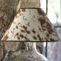 Leather Chairs Of Bath Pier One Swing Chair Pb Basic Cowhide Lamp Shade | Pottery Barn