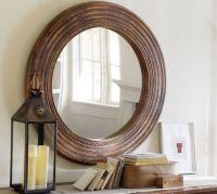 Madari Round Mirror | Pottery Barn