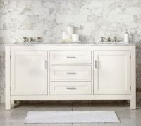 Maxfield Double Sink Console | Pottery Barn