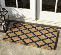 Ogee Doormat | Pottery Barn