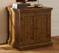 Hatton Reclaimed Wood Cabinet | Pottery Barn