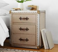 Zimmer Bedside Table | Pottery Barn