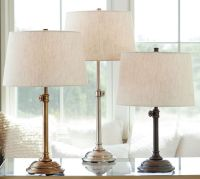 Chelsea Table & Bedside Lamp Base | Pottery Barn