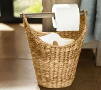 Perry Paper Holder - Savannah Weave | Pottery Barn