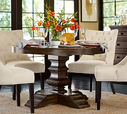 kitchen island with drop leaf clearance corner hutch tables & islands | pottery barn
