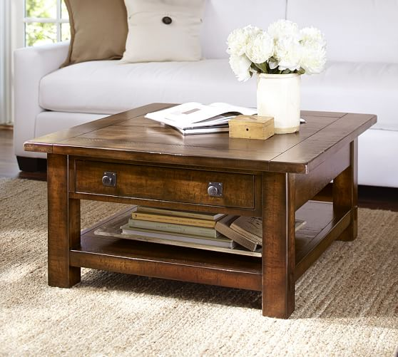 Benchwright Square Coffee Table