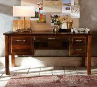 Bowry Reclaimed Wood Desk | Pottery Barn