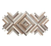 Sheridan Planked Wood Wall Art | Pottery Barn
