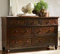 Cortona Extra-Wide Dresser | Pottery Barn