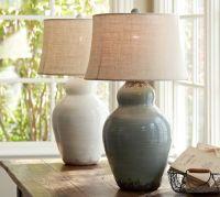 Evelyn Ceramic Table Lamp Base