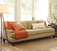 Seabury Upholstered Sofa | Pottery Barn
