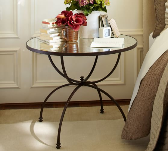 Willow Bedside Table  Pottery Barn