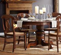 Tivoli Extending Pedestal Dining Table | Pottery Barn