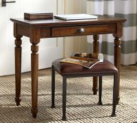 Printer's Writing Desk - Small | Pottery Barn