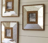 Mirrored Frame | Pottery Barn