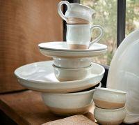 Portland Dinner Plate, Set of 4 | Pottery Barn