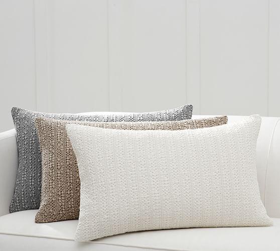 Honeycomb Lumbar Pillow Cover