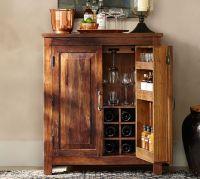 Bowry Bar Cabinet | Pottery Barn