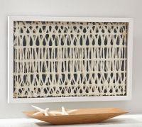 Lasercut Paper Wall Art | Pottery Barn