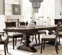 Banks Oval Dining Table | Pottery Barn