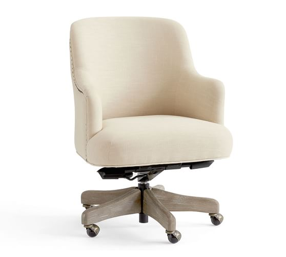 Reeves Desk Chair  Pottery Barn