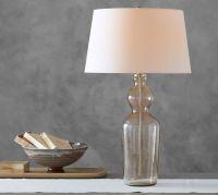 Aubrey Romantic Column Lamp Base | Pottery Barn