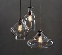 McCarthy 3-Light Glass Pendant | Pottery Barn
