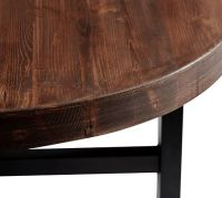 Griffin Round Coffee Table | Pottery Barn