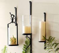 Artisanal Wall-Mount Candleholder | Pottery Barn