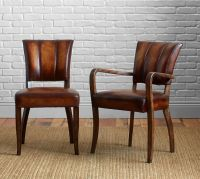Elliot Leather Chair