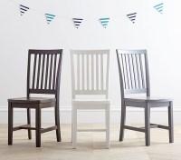 Carolina Stationary Desk Chair | Pottery Barn Kids