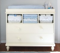 Sleigh Changing Table | Pottery Barn Kids