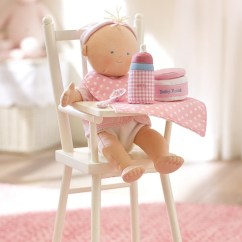 Pottery Barn Kids Doll High Chair Stackable Resin Wicker Chairs Baby Plusarquitectura Info Photo 3