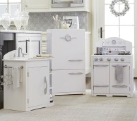 Simply White Retro Kitchen Collection | Pottery Barn Kids