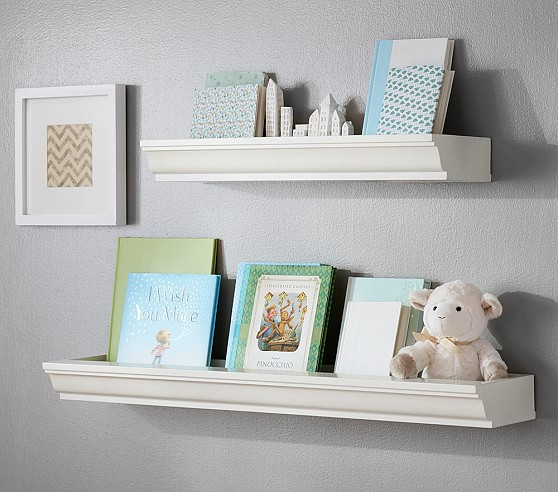 Classic Book Nook Shelving Pottery Barn Kids