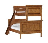 Sommerset Twin-Over-Full Bunk Bed | Pottery Barn Kids
