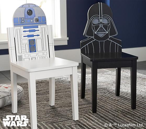 Star Wars Play Chairs  Pottery Barn Kids