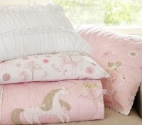 Unicorn Quilted Bedding | Pottery Barn Kids
