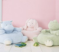 Pastel Critter Chair Collection | Pottery Barn Kids