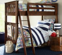 Kendall Twin-over-Twin Bunk Bed | Pottery Barn Kids