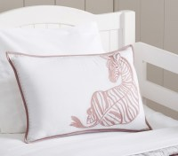 Zebra Toddler Bedding | Pottery Barn Kids